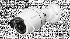 D-Link Vigilance 3-Megapixel Venkovní PoE Mini Bullet Camera