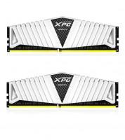 ADATA XPG Z1, DDR4, 8GB (2x4GB) 2400Mhz CL16, white