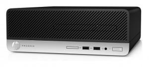 HP ProDesk 400 G4 SFF Intel i3-7100 / 4GB / 128 GB SSD / Intel HD / W 10 Pro