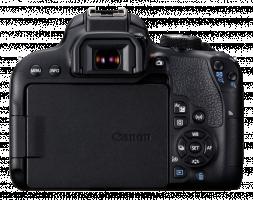 Canon EOS 800D + EF-S 18-55mm 4.0-5.6 IS STM Příslušenství k foroaparátu SLR 24.2MP CMOS 6000 x 4000px Černá