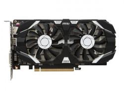 MSI Geforce GTX 1050TI 4GT OC Grafická karta