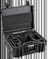 B&W Copter Case Type 6000/B černá DJI Phantom 4 Pro Inlay