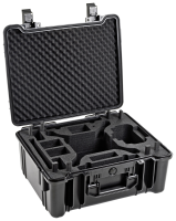 B&W Copter Case Type 61/B černá DJI Phantom 4 Pro Inlay