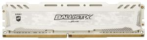 Ballistix Sport LT 16GB sada DDR4 8GBx2 2666 DIMM 288pin white SR