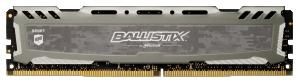 Ballistix Sport LT RAM 8GB DDR4 2400 MT/s DIMM 288pin šedá SR