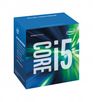 Intel Core i5-7500T, Quad Core, 2.70GHz, 6MB, LGA1151, 14mm, 35W, VGA, BOX