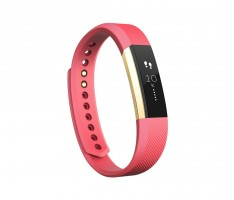 Fitbit Alta Gold Pink - Small