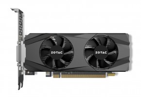 ZOTAC GeForce GTX1050 Ti Low Profile, 4GB GDDR5, PCI Express 3.0