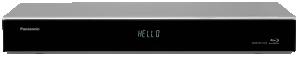 Panasonic DMR-BCT765EG Blu-ray rekordér, stříbrná