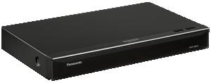 Panasonic DMP-UB404EGK Blu-ray přehrávač, černá (bez CZ menu)