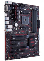 ASUS PRIME B350-PLUS / AMD B350 / AM4 / 4x DIMM DDR4 / 1x M.2 / ATX