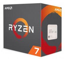 AMD RYZEN 7 1800X / AM4 / 3,6 GHz / 16MB / 95W TDP / bez chladiče
