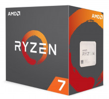 AMD RYZEN 7 1700 / AM4 / 3,0 GHz / 16MB / 65W TDP / BOX s AMD Wraith Spire