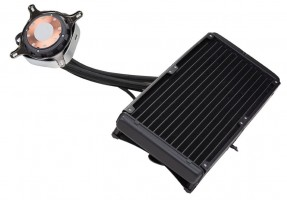EVGA chladič CPU CLC 280 Liquid / 280mm / RGB LED /
