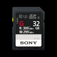 Sony SDHC Professional 32GB Class 10 UHS-II, SF32G