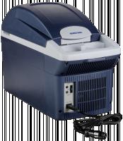 Mobicool T08 DC Metalicka modra - Přenosná chladnička