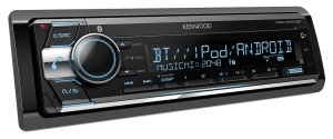 KENWOOD KDC-X5100BT