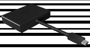 Raidsonic ICY BOX IB-DK4032-CPD Combo adaptér pro notebooky