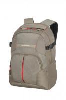 "Backpack SAMSONITE 10N35002 REWIND M 15,6"" comp, tblt, doc. pock, taupe"