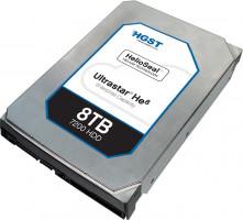 HGST 8TB HUH728080AL5200 HE8 512e SAS