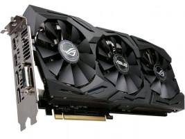 ASUS GeForce GTX 1060 STRIX OC 6GB GDDR5 - Grafická karta