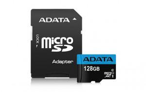 ADATA MicroSDXC 128GB UHS-I 85/25MB/s + adapter