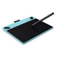 Wacom Intuos Comic Blue Pen & Touch S Grafický tablet, černá/azurová