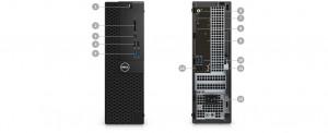 DELL OptiPlex SFF 3050 Core i3-7100/4GB/500GB/Intel HD/Win 10 Pro 64bit/3Yr NBD