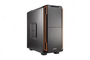 be quiet! Silent Base 600, orange, ATX, micro-ATX, mini-ITX case
