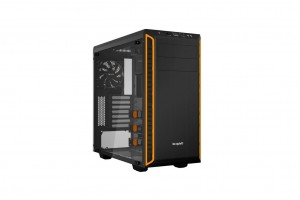 be quiet! Pure Base 600 window, orange, ATX, M-ATX, mini-ITX case