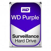 """WD Purple WD80PURZ 3.5"""" HDD 8TB, SATA/600, 128MB cache, pro video surveillance"""
