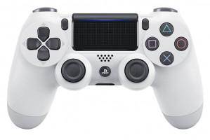 Sony DUALSHOCK 4 WL Contr.bílý v2 PS4