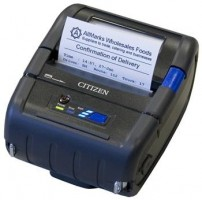 Citizen CMP-30L, direct thermal, 203 dpi, Wi-Fi, Dual-IF, CPCL