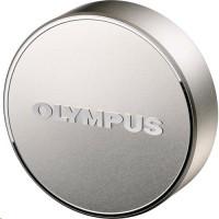 Olympus - Kryt objektivu LC-61, pro M7518, stribrná