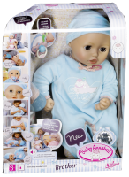 Zapf Creation Baby Annabell Boy New