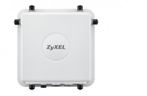 Zyxel NAP353P, 802.11ac Venkovní Dual-Radio Nebula Cloud Managed Access Point, 3x3 MIMO (1.75Gbps), 8 SSID per Radio, Po
