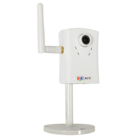 ACTi C11W, Cube, 1.3M, ID, f3.6mm, DC, WDR, WiFi