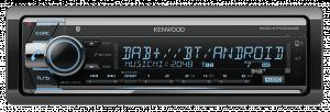 Kenwood KDC-X7100DAB Autorádio