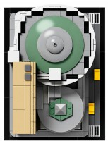 LEGO Architecture Guggenheimovo muzeum 21035