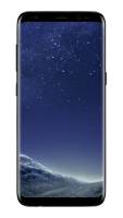 Samsung Galaxy S8 midnight black 64 GB