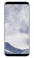 Samsung Galaxy S8+, stříbrná