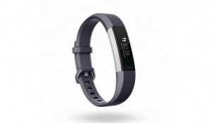 Fitbit Wristband activity tracker OLED fitness náramek, Šedá