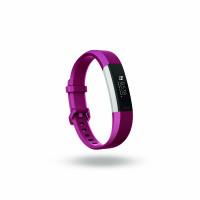 Fitbit Alta HR Wristband activity tracker OLED Bezdrátový Nerezová ocel