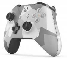 Microsoft Xbox One Wireless Controller Winter Forces (WL3-00044)