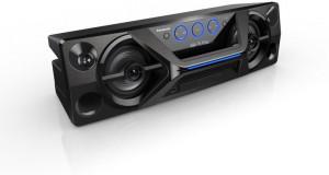 Panasonic SC-UA4E-K, černý, HiFi- systém,