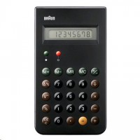Braun BNE 001 BK Calculator