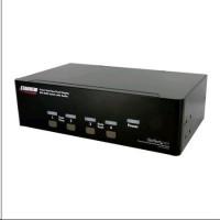 StarTech 4 port Dual DVI USB KVM přepínač