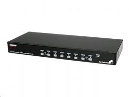 StarTech přepínač KVM USB 8 x KVM port