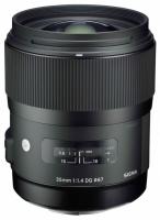 Sigma 1,4/35 mm DG HSM SIG/AF