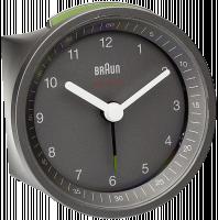 Braun BNC 007 budík šedá barva